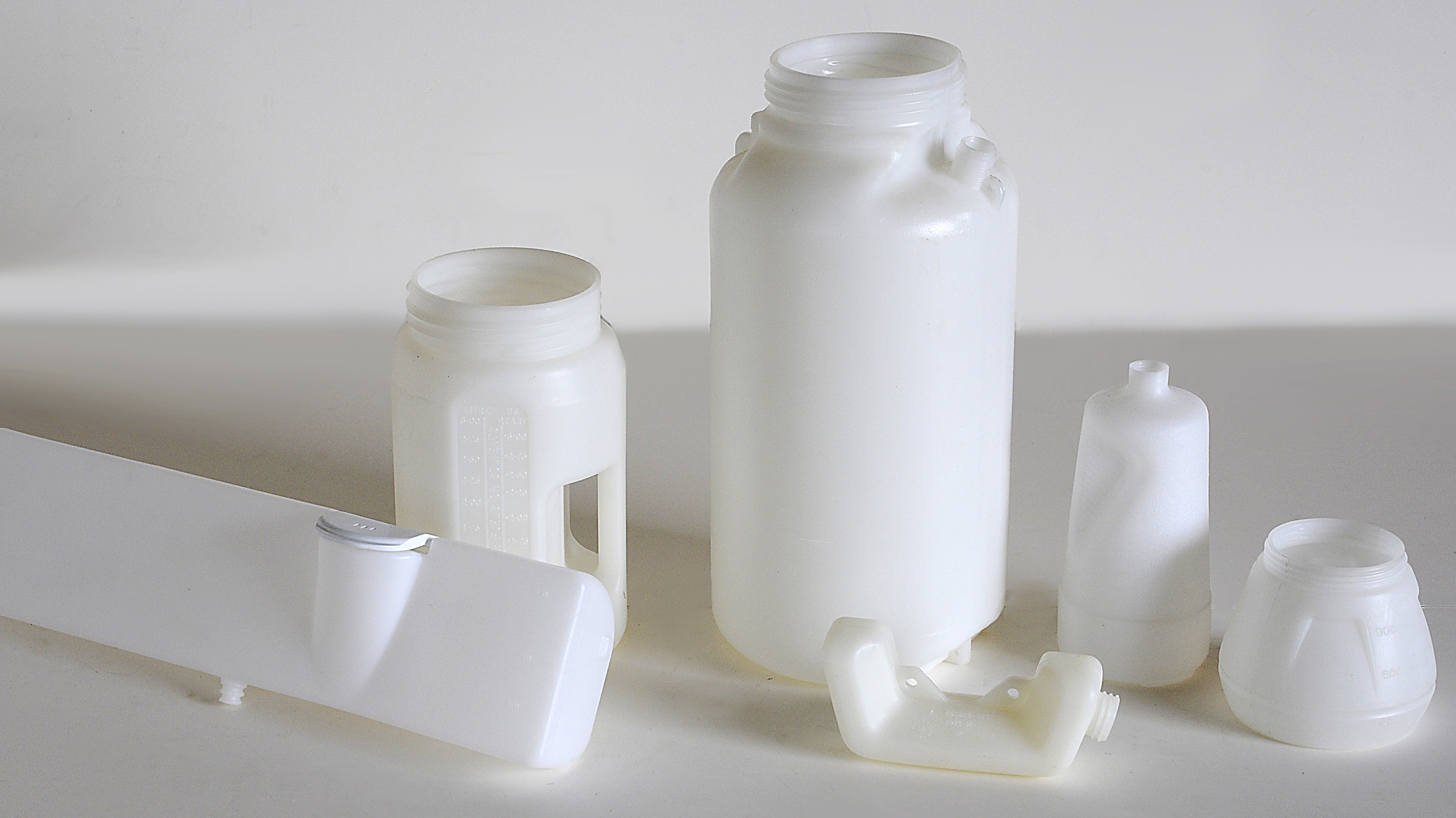 Blow Molded Specialized Plastic Bottles