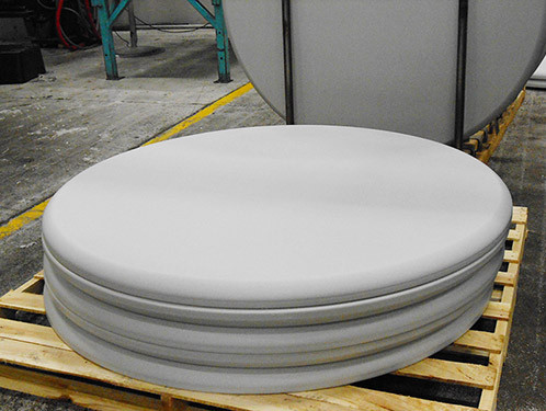 Blow Molded Plastic Tabletop