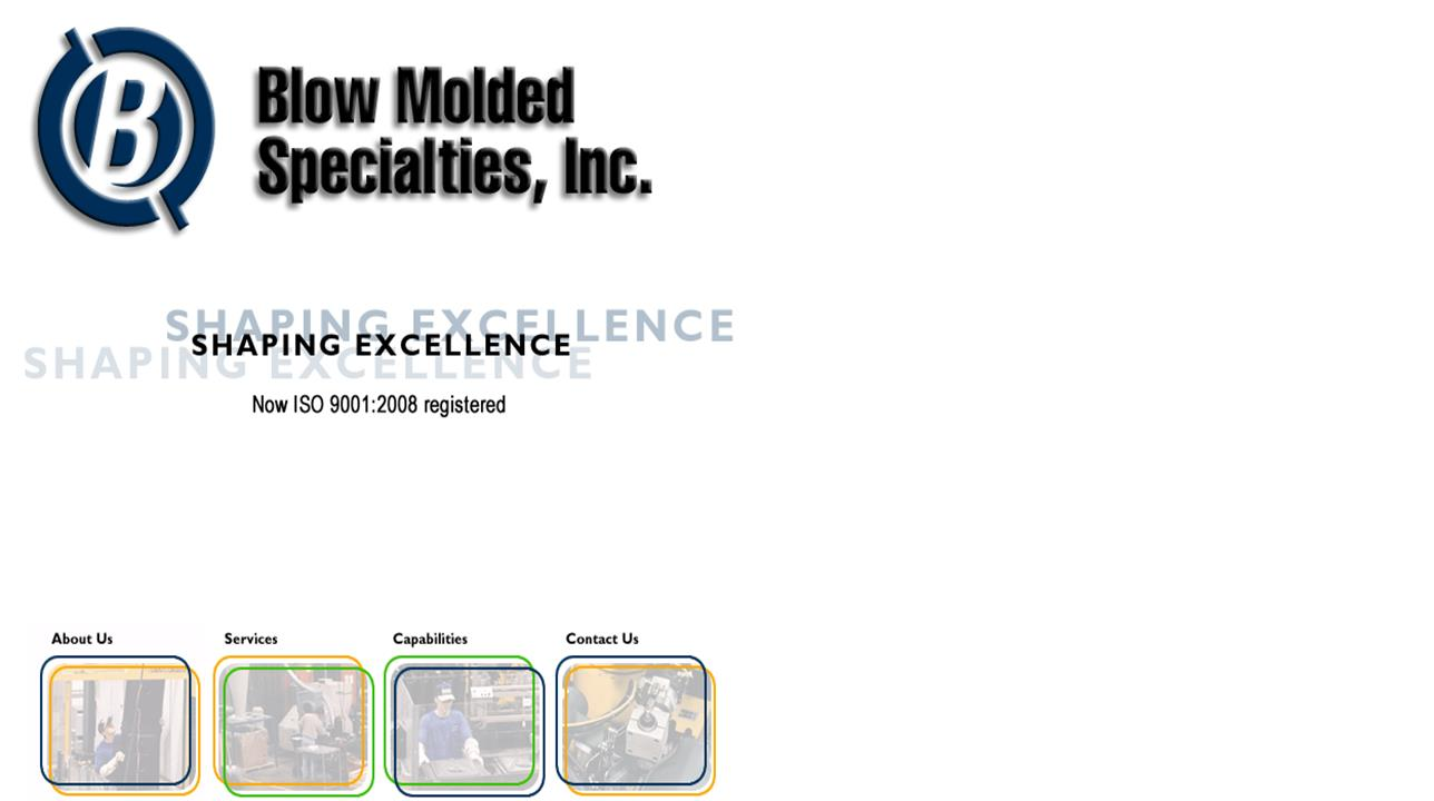Blow Molded Specialties, Inc.