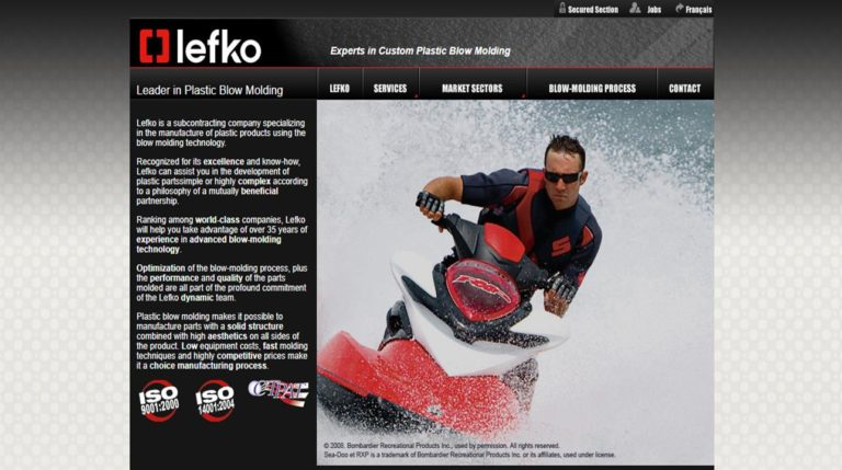 Lefko Plastic Products, Inc.
