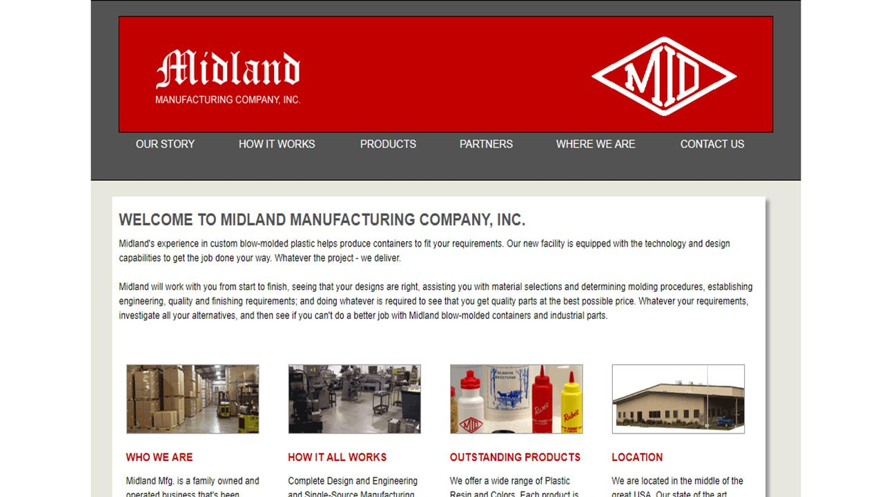 Midland Manufacturing Company, Inc.