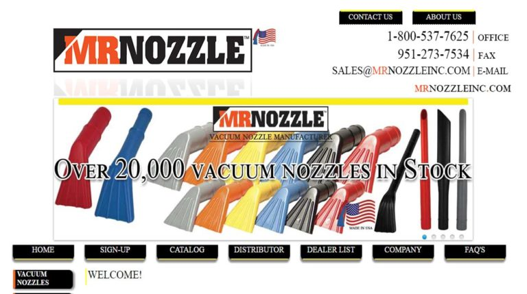 Mr. Nozzle, Inc.
