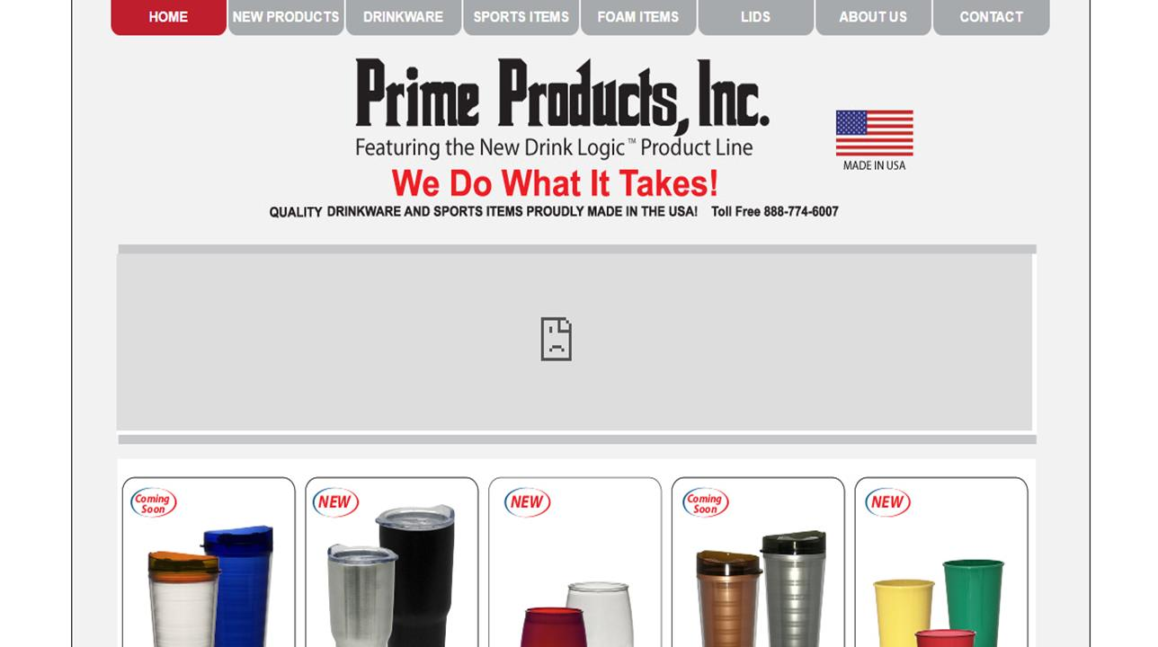 Prime Products Inc.