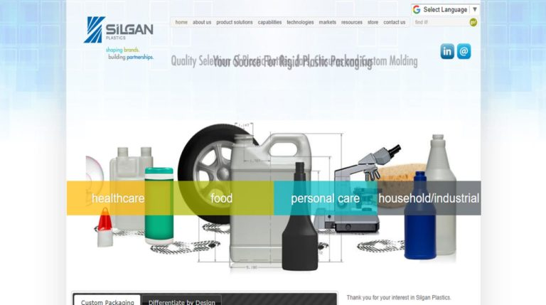 Silgan Plastics Corporation