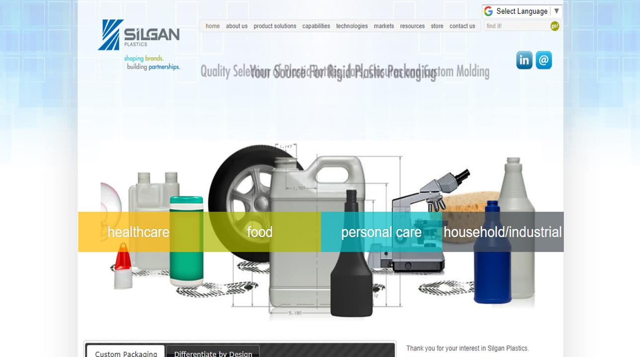 Silgan Plastic Closure Solutions