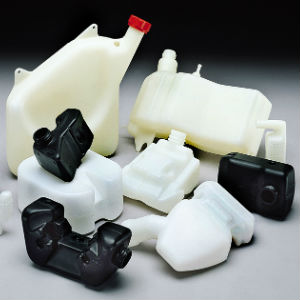 Blow Molded Fuel and Oil Tanks