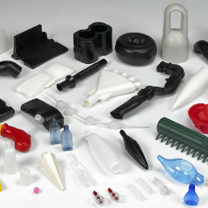 Small Custom Blow Molded Products